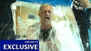 Jose Mourinho's Ice Bucket Challenge