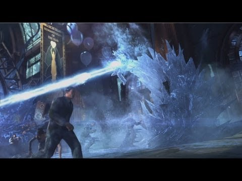 Cold, Cold Heart: the action-packed story add-on for Batman: Arkham Origins. In this extensive story add-on, players will unearth the tragic origin story of Mr.Freeze and learn how he earned his role as one of Batman's arch nemeses. Unfolding across ico
