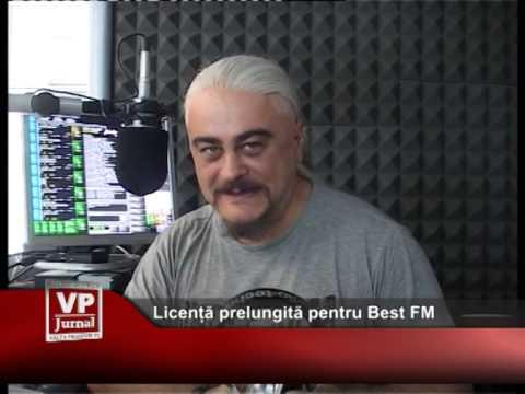 Licență prelungită pentru Best FM