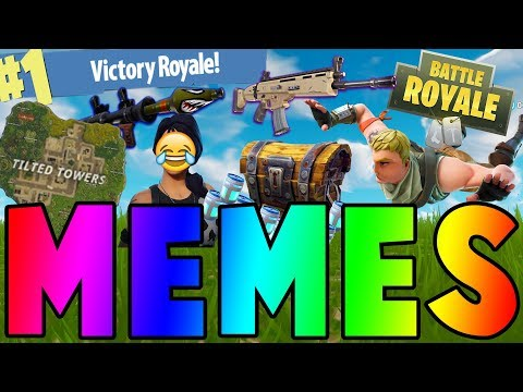 BEST FORTNITE MEMES COMPILATION