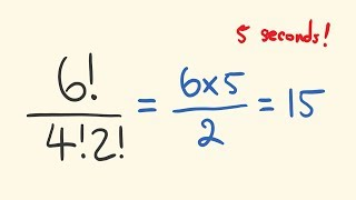 Factorials are easy!  This basic video lesson with show you the basics of factorials as well as some shortcuts in calculations involving factorials.