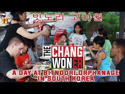 A Day At Bitnoori Orphanage(빗노리 고아원) in Masan (마산)