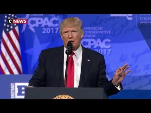 Video Donald Trump s'attaque une nouvelle fois aux médias download in MP3, 3GP, MP4, WEBM, AVI, FLV January 2017