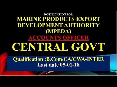 marine products export development authority mpeda
