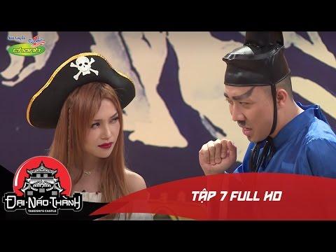 Đại Náo Thành Takeshi Tập 7 Trấn Thành, Sỹ Thành song kiếm hợp bích dập Trương Thế Vinh