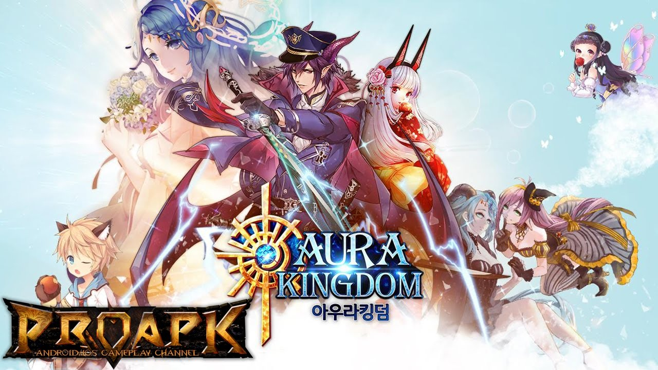 AURA KINGDOM Mobile - 아우라킹덤