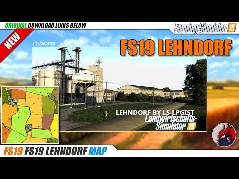 FS19 Lehndorf v1.0.0.0