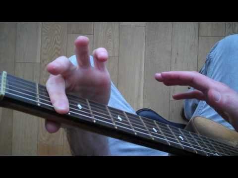 Cómo dominar la cejilla en 3 pasos - Guitarra indie para principiantes