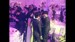 [WBJR][Fancam][TFBOYS]: Tham dự đám cưới Angela Baby - Huỳnh Hiểu Minh, Đám cưới Huỳnh Hiểu Minh và Angela Baby