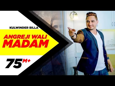 Video Angreji Wali Madam (Full Song) | Kulwinder Billa, Dr Zeus, Shipra Goyal Ft Wamiqa Gabbi download in MP3, 3GP, MP4, WEBM, AVI, FLV January 2017