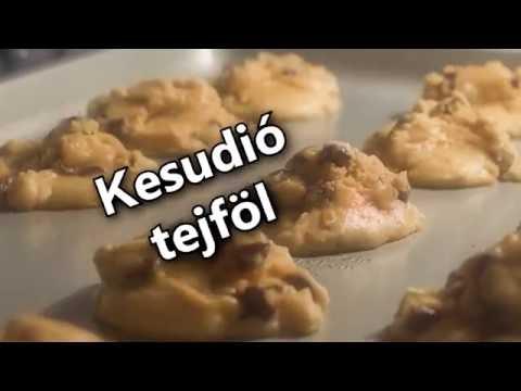 Kesudió tejföl - Vargáné Barabás Csilla