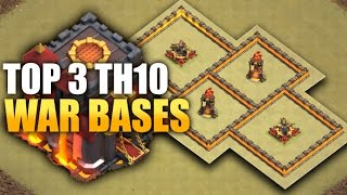 Video Top 3 TH10 War Base 2017 | World Best Town Hall 10 AnTi TH11 Bowlers, Lavaloon, Valkyries MP3, 3GP, MP4, WEBM, AVI, FLV Juli 2017