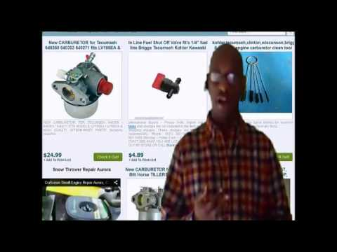 craftsman snow blower repair denver