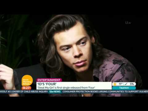 One Direction Good Morning Britain 2014