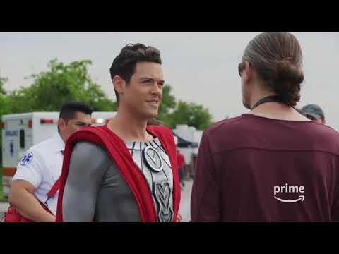 The Tick Season 1B   Behind The Scenes  Costumes  [Region Free]