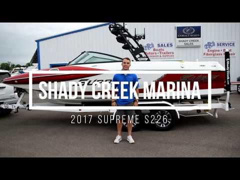 Supreme S226video