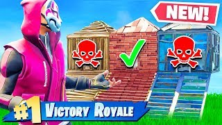 Video IF YOU CHOOSE WRONG, YOU DIE! Fortnite Death Doors Custom Playground Gamemode MP3, 3GP, MP4, WEBM, AVI, FLV Agustus 2018