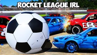 Video Playing Soccer With Real Life Cars MP3, 3GP, MP4, WEBM, AVI, FLV Agustus 2019