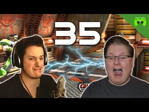 CHALLENGE STRIKE # 35 - Overkill «» Let's Play Quake Live | HD