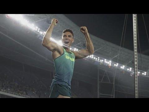 Ρίο 2016: Πρώτο χρυσό για Βραζιλία στο επί κοντώ – 7ος ο Φιλιππίδης