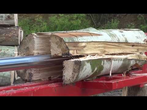 Rachador de lenha e Toras para Trator -RTM 300 LIPPEL