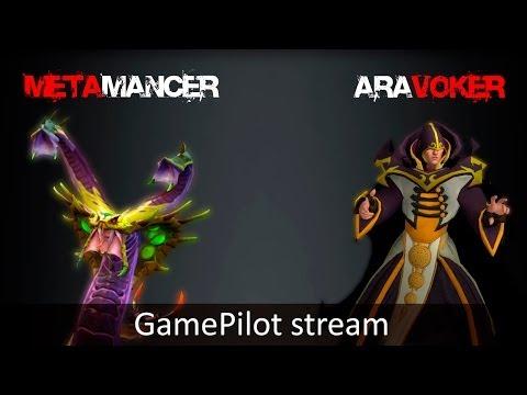 METAMANCER + ARAVOKER 11.04 GamePilot Stream