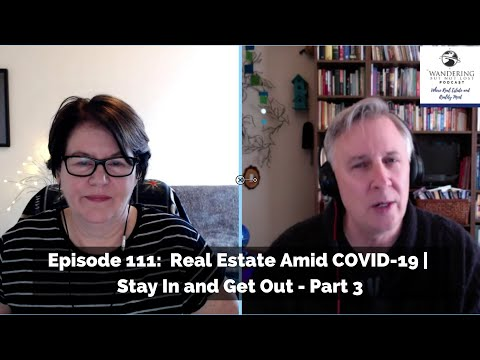 Episode 111: Real Estate Amid COVID-19 | Stay In and Get Out – Part 3