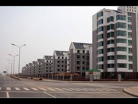 complessi residenziali cinesi: costruiti ma disabitati!