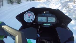 9. 2017 ZR 9000 Turbo - RW Torsional Clutch Kit - NB trails