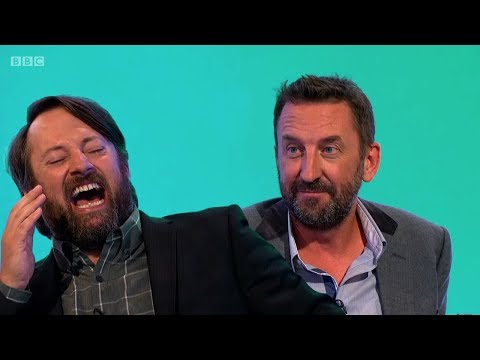 Lee Mack's storytelling skills are legendary