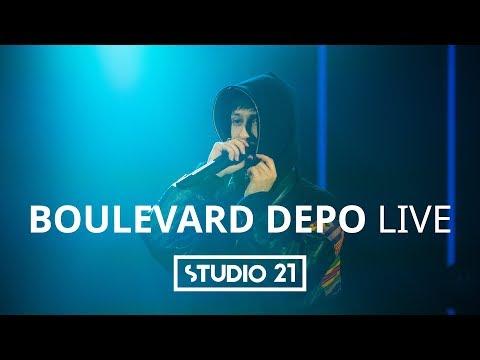 Boulevard Depo выступил вживую на «Studio 21»
