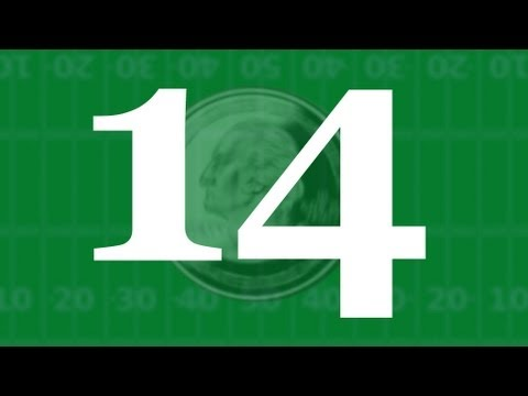 14 Super Bowl Münzwürfen - Numberphile