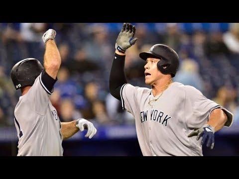 New York Yankees vs Toronto Blue Jays Highlights    June 6, 2018