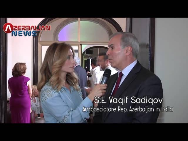 Azerbaijan News TV: Forum Internazionale Regione Lazio – Azerbaijan