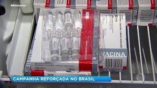 Campanha de vacinação contra Sarampo começa fraca em Marília