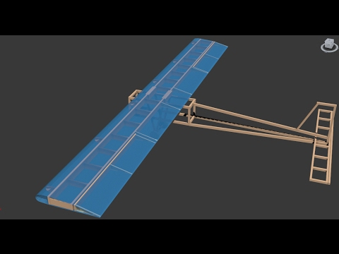 Строю самодельный самолёт