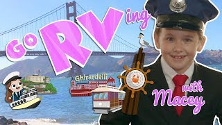 6. Go RVing with Macey: San Francisco