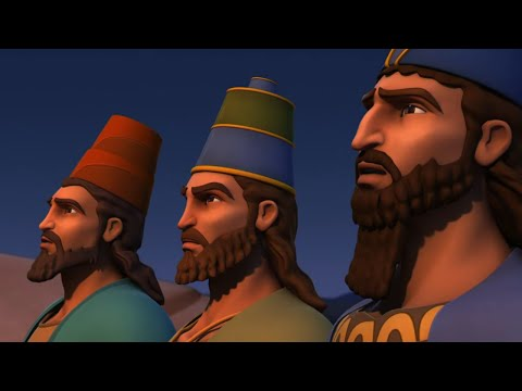 Superbook - The Fiery Furnace! - Season 2 Episode 3 - Full Episode (Official HD Version)