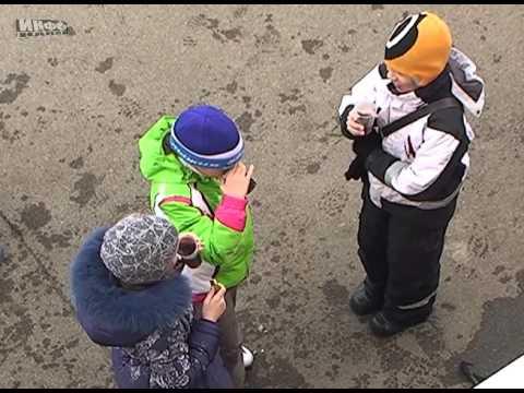 Лыжная гонка Подснежник