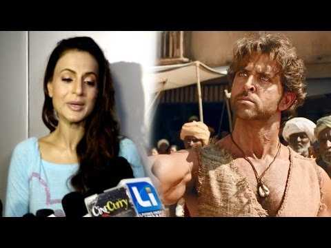 Here's What Ameesha Patel Has To Say About Hrithik