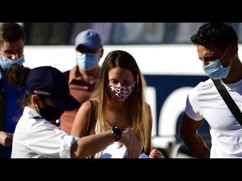 COVID-19: 207 νέα κρούσματα και 5 νεκροί στην Ελλάδα