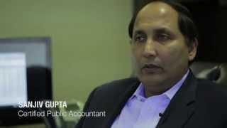 Pleasanton (CA) United States  City pictures : Sanjiv Gupta, CPA Video - Pleasanton, CA United States - Pro