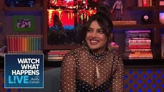 Andy Cohen Grills Priyanka Chopra-Jonas On Her Wedding | WWHL