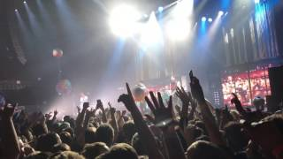 ADTR performing We Got This in London.