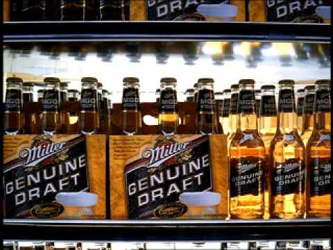 MILLER BEER TV COMMERCIAL
