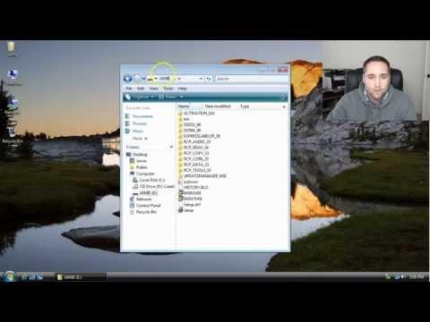 Copy CD/DVD Disc Software To USB Flash Drive Windows PC