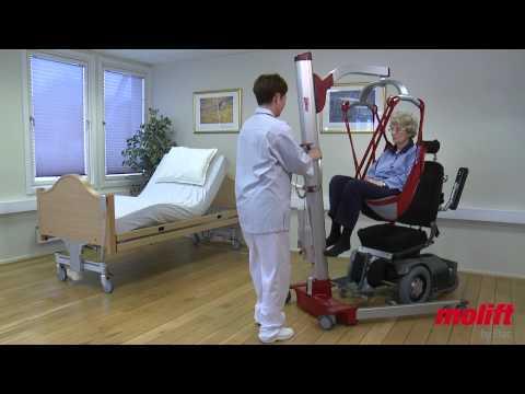 Grúa Traslado Profesional Hospitalaria