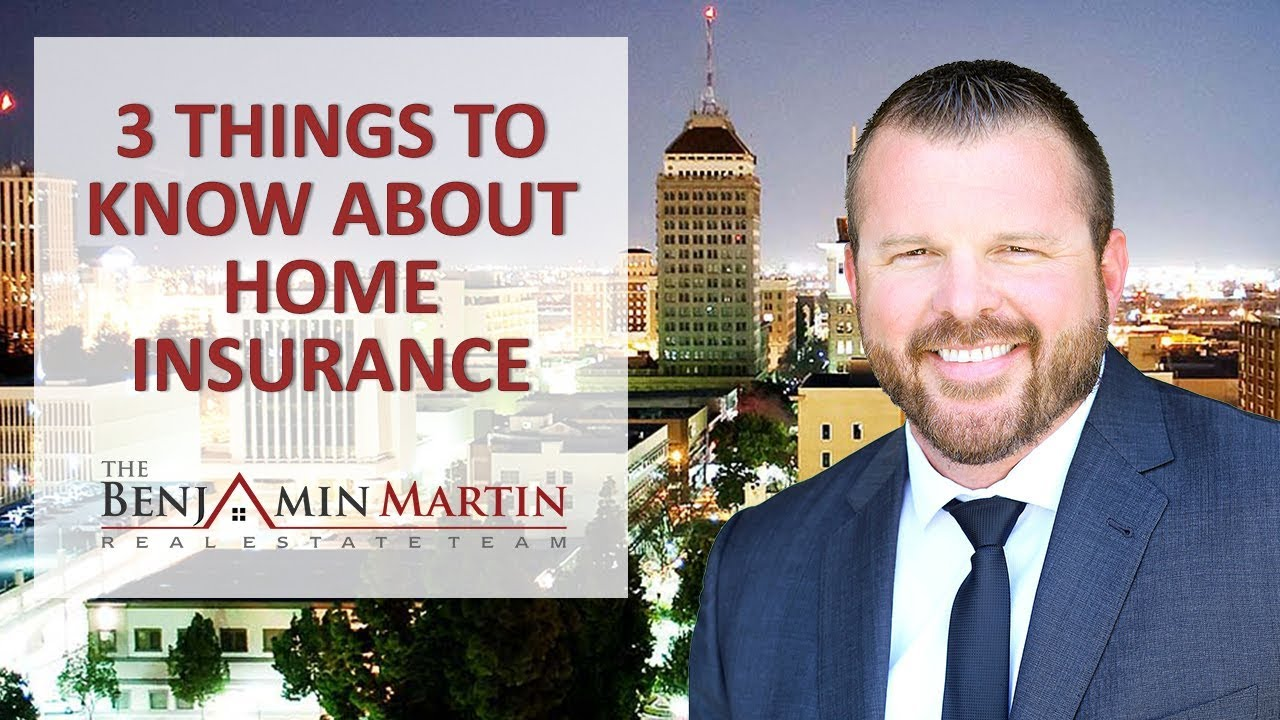 These Are the Key Points to Know Regarding Home Insurance