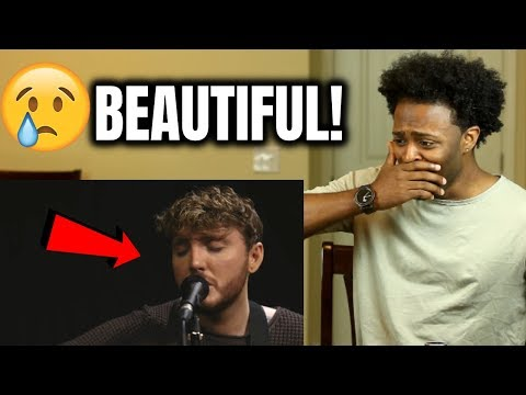James Arthur - Empty Space (I CRIED) REACTION