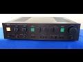 YAMAHA C-4 Natural Sound Control Preamplifier ________ sn-09173